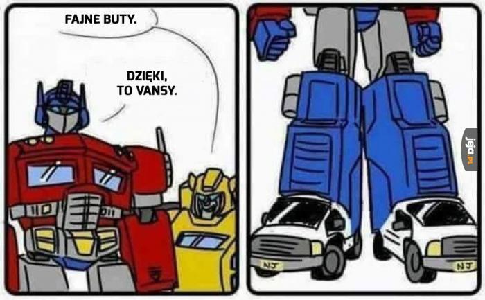 A nawet mini Vansy