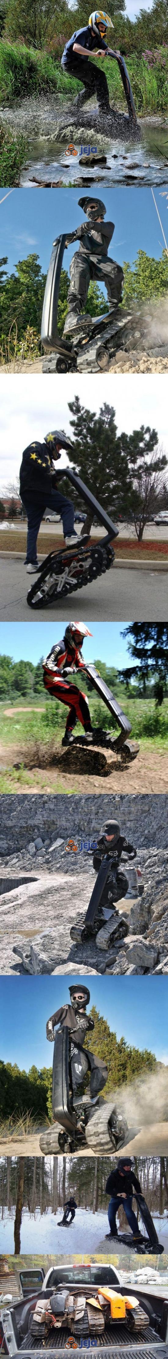 Nowy pojazd na każdy teren