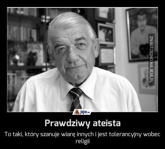 Prawdziwy ateista