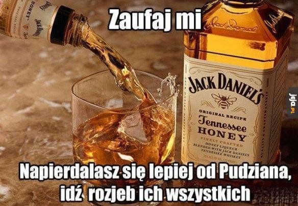Czarodziejska moc whisky