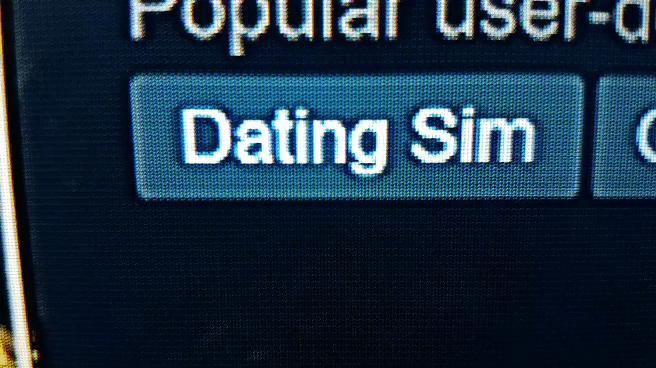 Mój ulubiony symulator randkowania