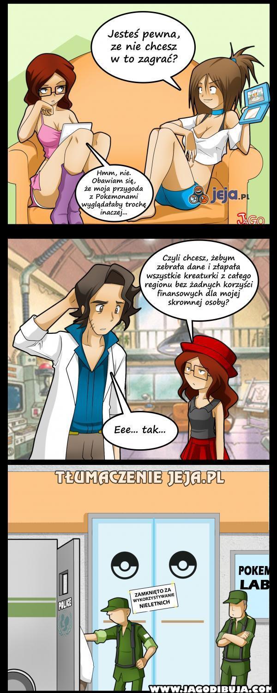 """Pokemony nie są dla """"oświeconych""""!"""
