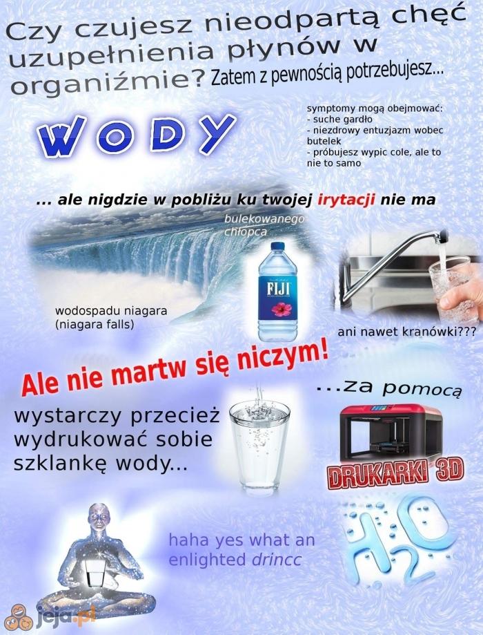 Pij wodę!
