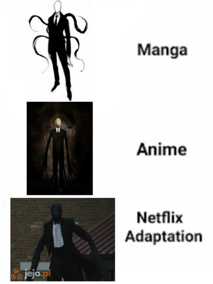 Kolejna ofiara Netflixa