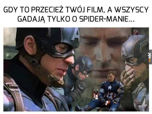 Cholerny Spiderman