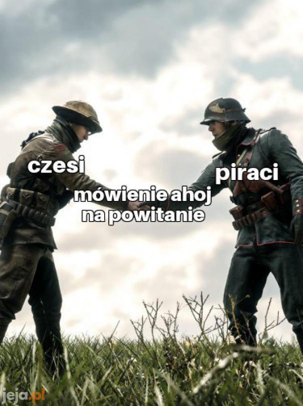 A może piraci są z czech?