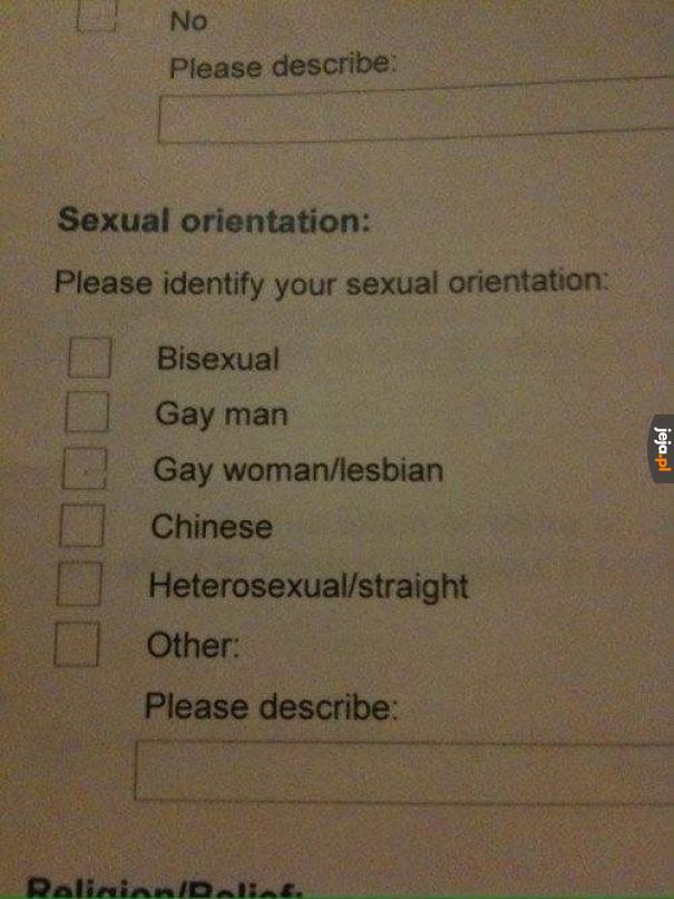 Nie mam nic przeciwko Chińczykom, byle nie adoptowali dzieci