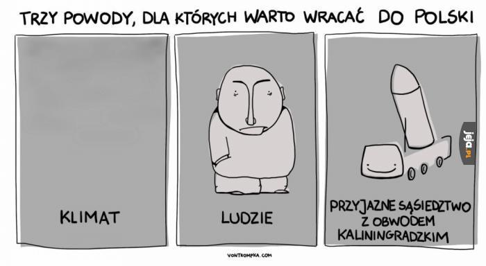 Dlaczego warto wracać do Polski