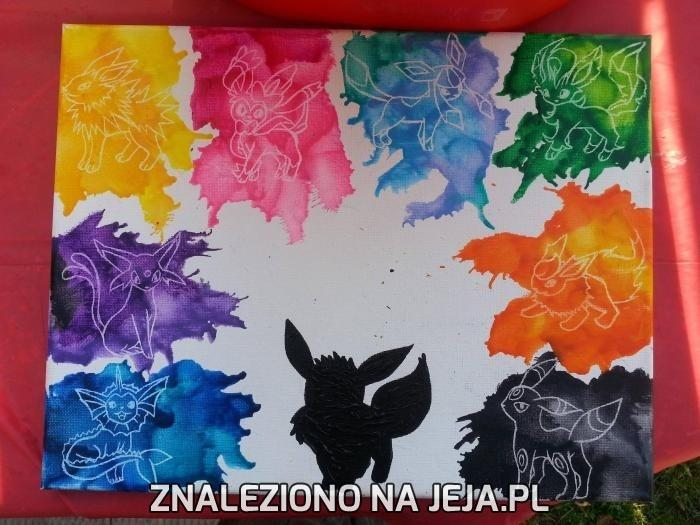 Pokemonowa sztuka