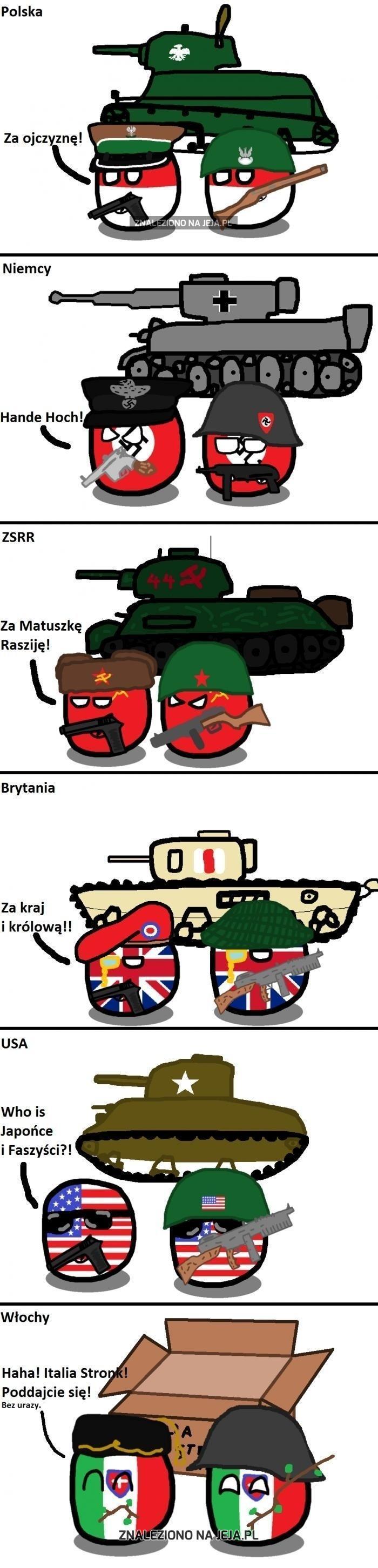 Jaki kraj, taka armia