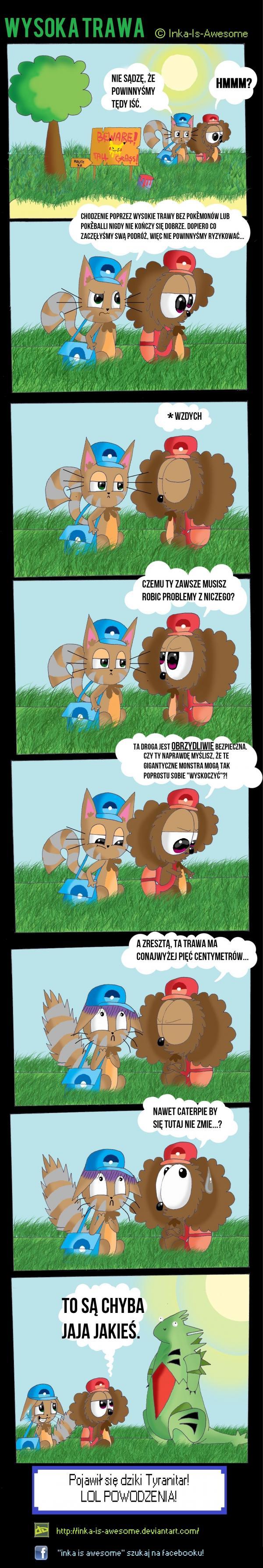 Z cyklu: Logika w Pokemonach