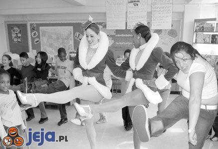 Mosh Girl jako tancerka