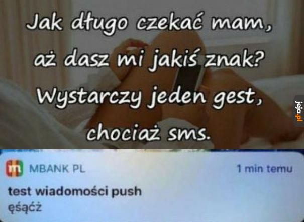 mBank wie, jak pocieszyć