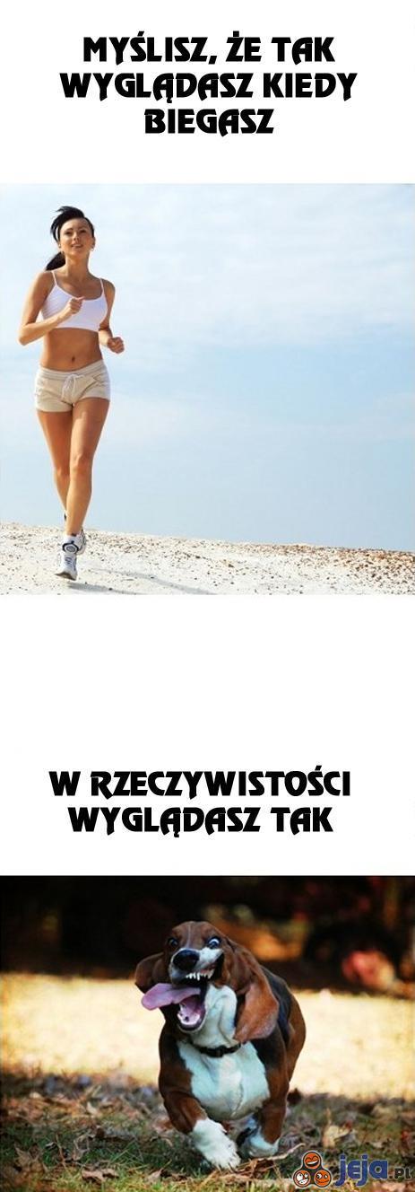Kiedy biegasz
