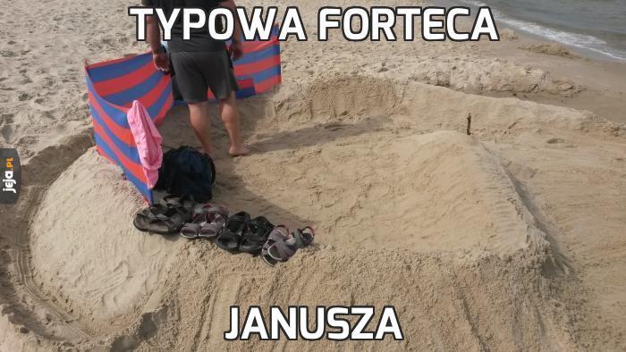 Typowa forteca