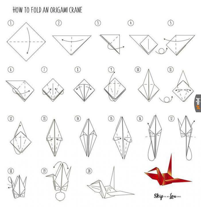 Origami dla znudzonych