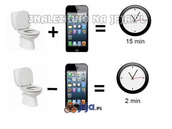 Jak skrócić wizytę w toalecie