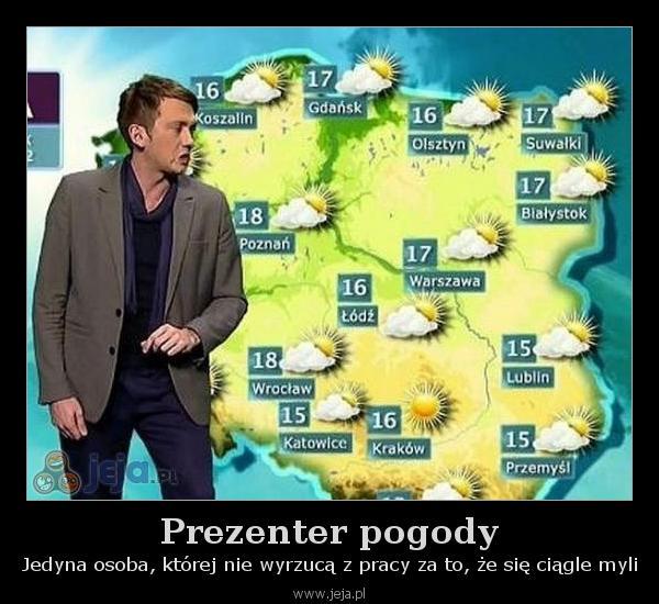Prezenter pogody