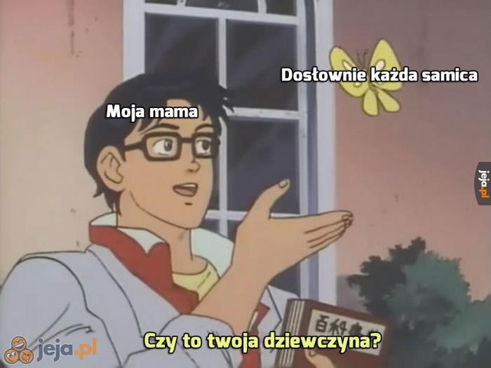 Matki takie są
