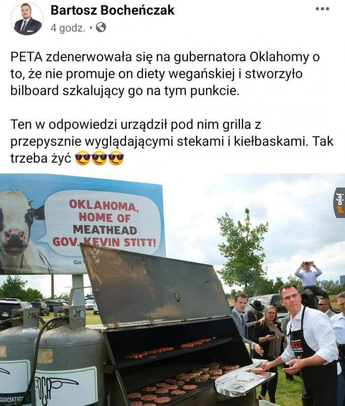 Kocham mięso