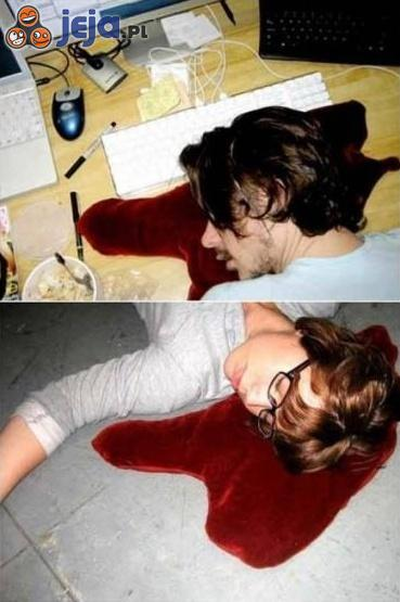 Krwawa poduszka