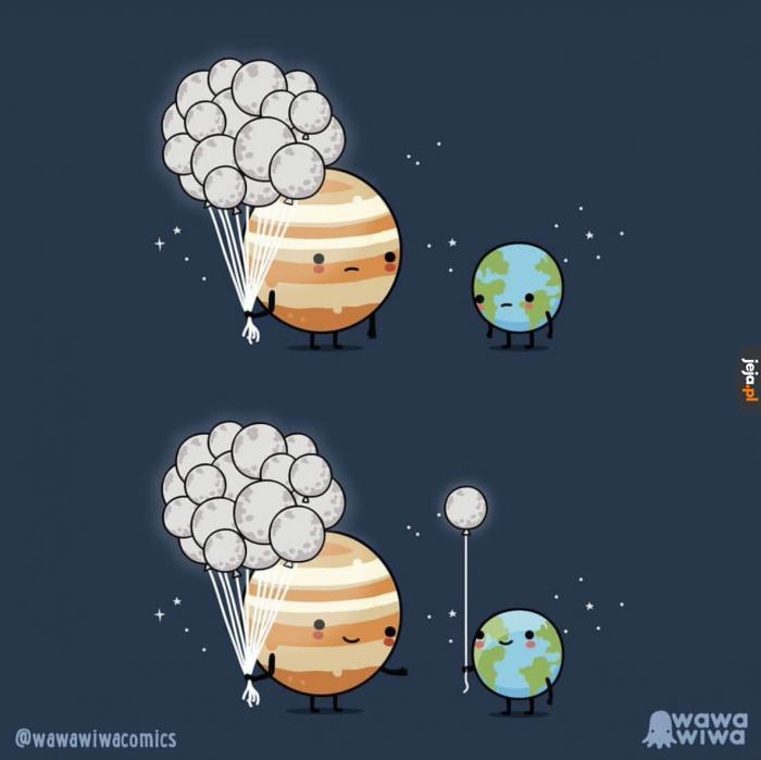 Astronomiczne śmieszki