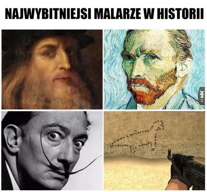 Wybitni artyści