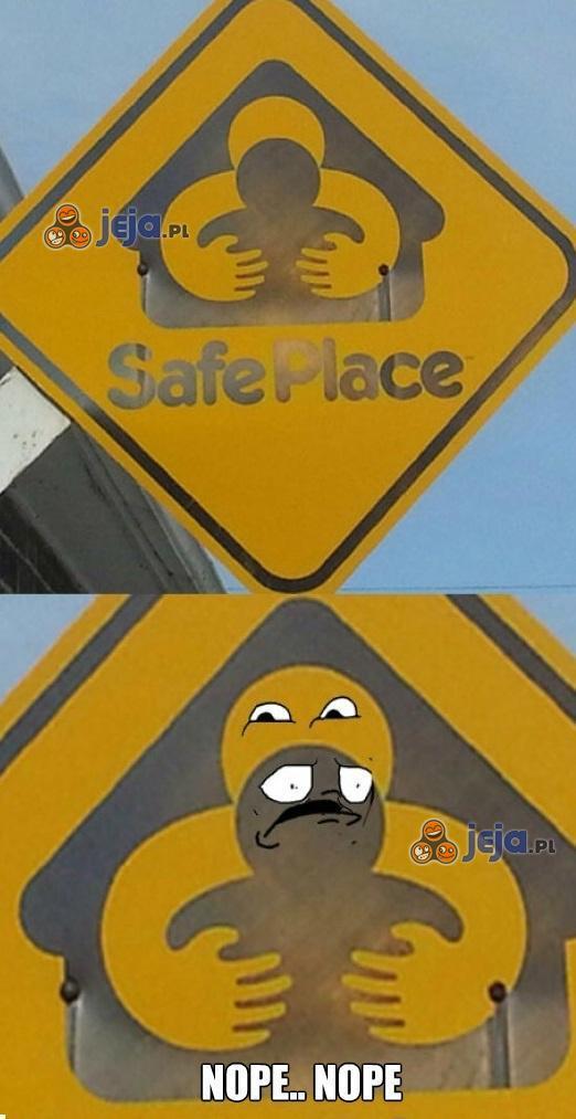 Bezpieczne miejsce