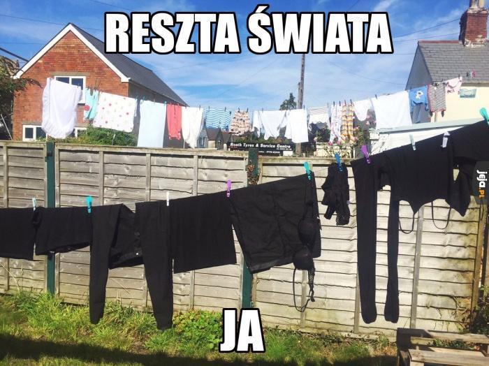 Takie tam... pranie...