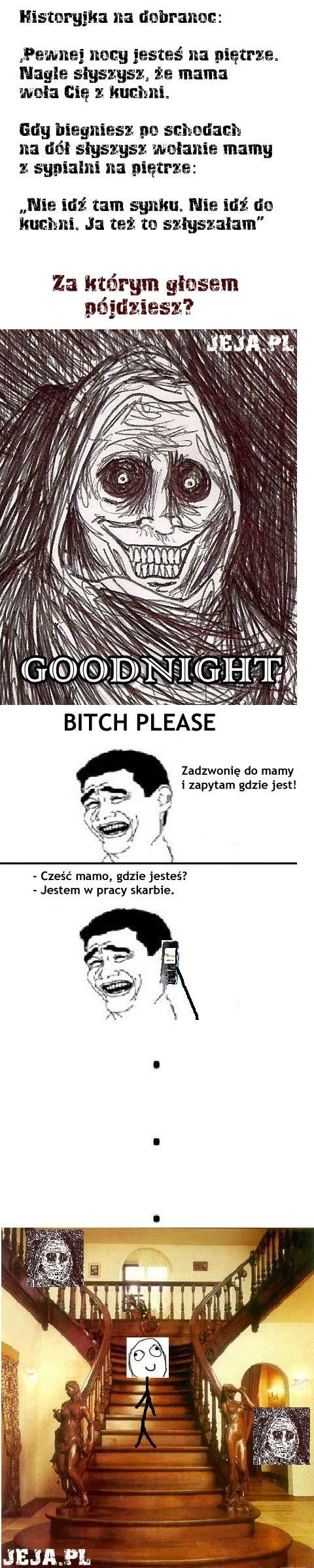 Historyjka na dobranoc