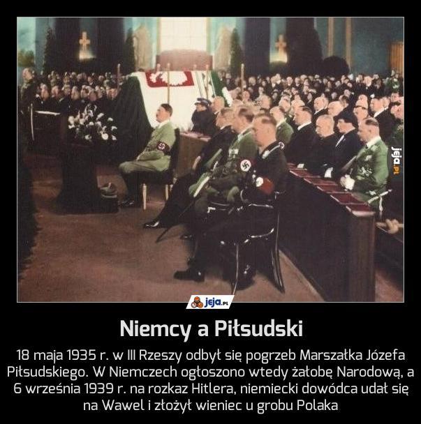 Niemcy a Piłsudski