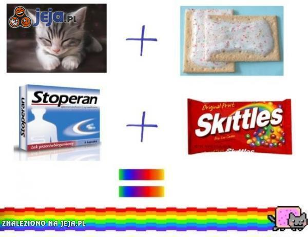 Jak zrobić Nyan Cat'a