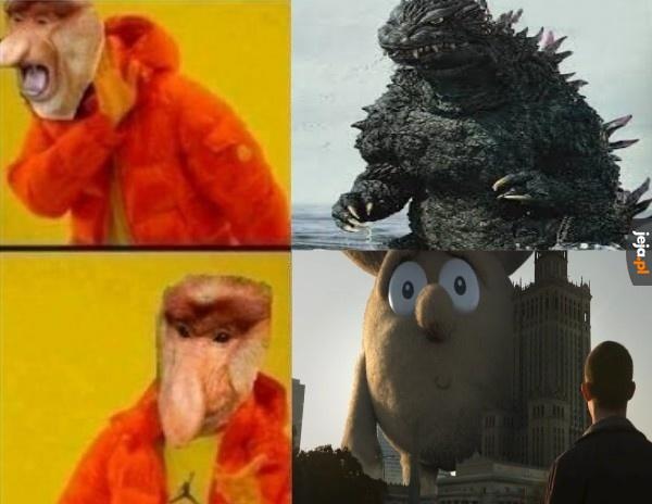 Najpotężniejszy potwór