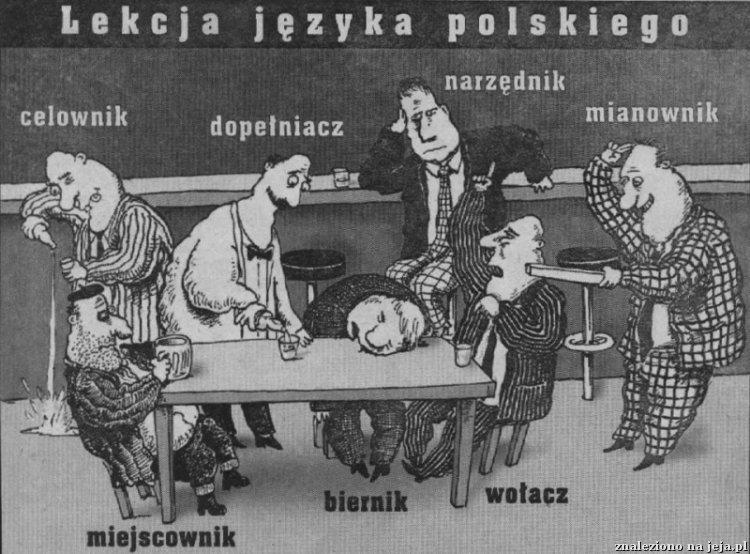 Polskie przypadki