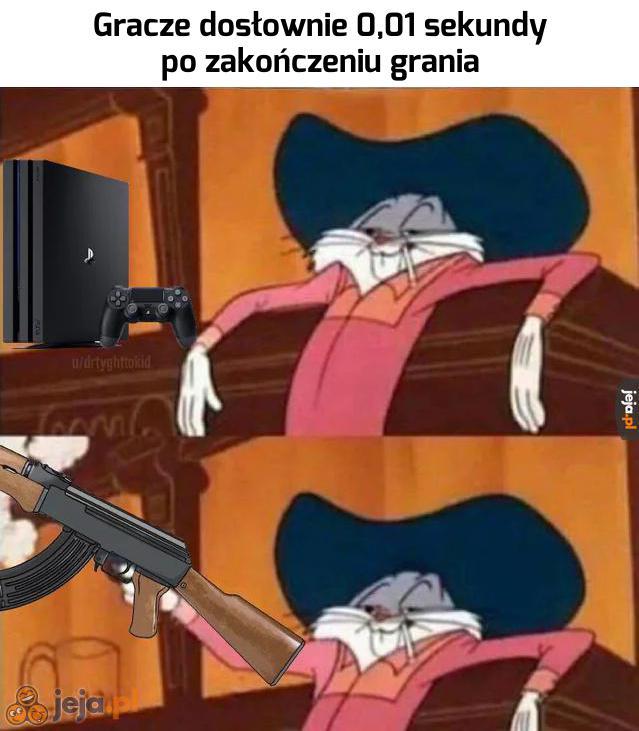 Czas na zabijanie!