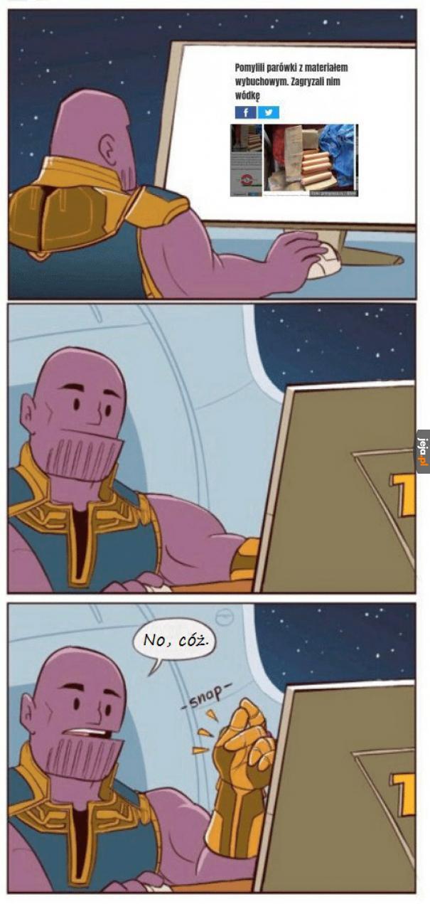Gdyby Bożydar był Thanosem