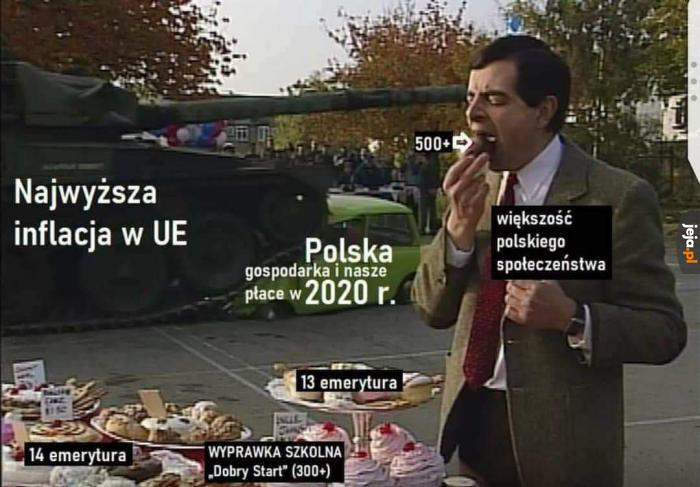 Tak to się żyje w tej Polsce