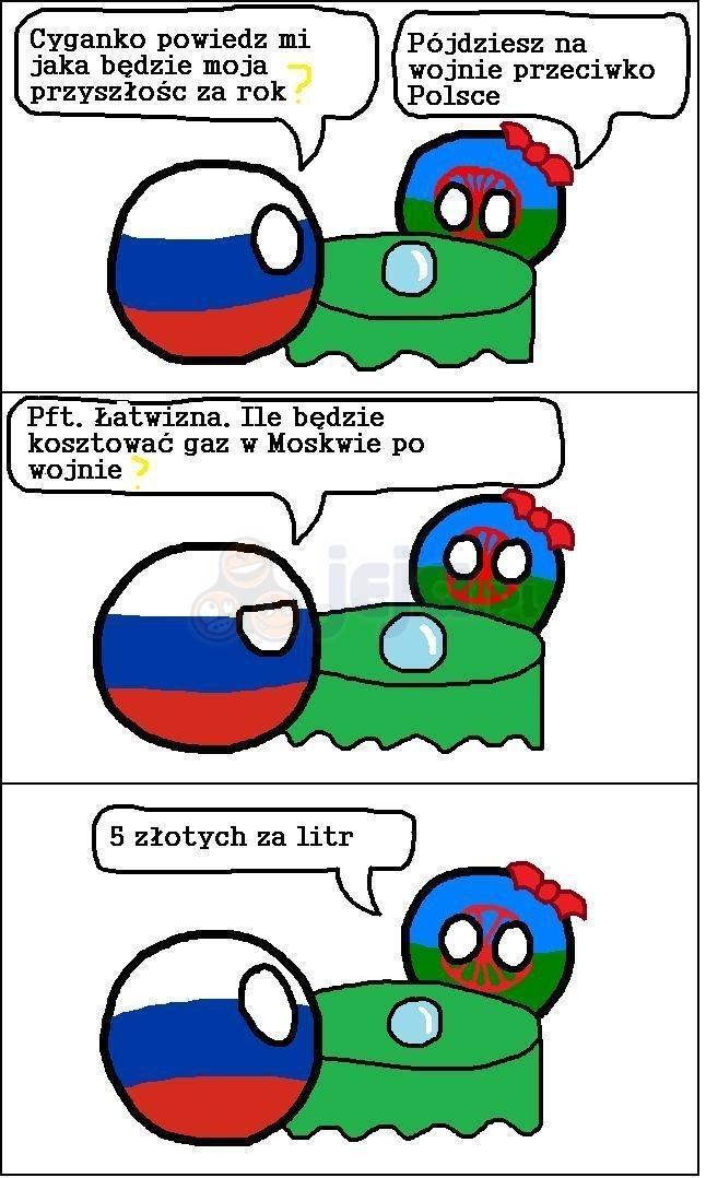 Wróżba dla Rosji