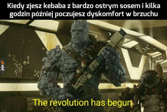 Zaczyna się