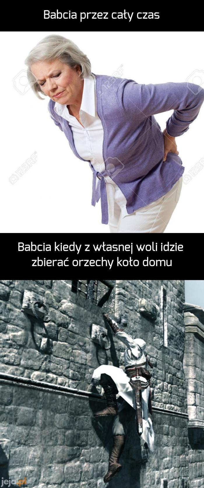 Babcia's Creed