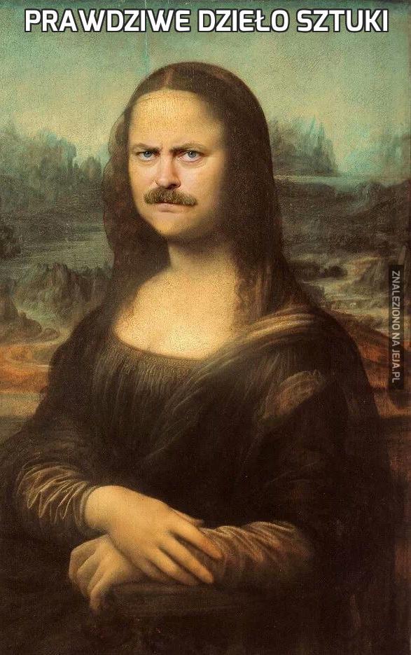 Prawdziwe dzieło sztuki