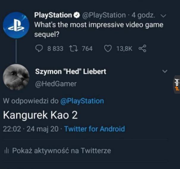 Najlepszy sequel w dziejach gier