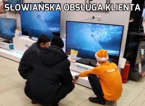 Słowiańska obsługa klienta