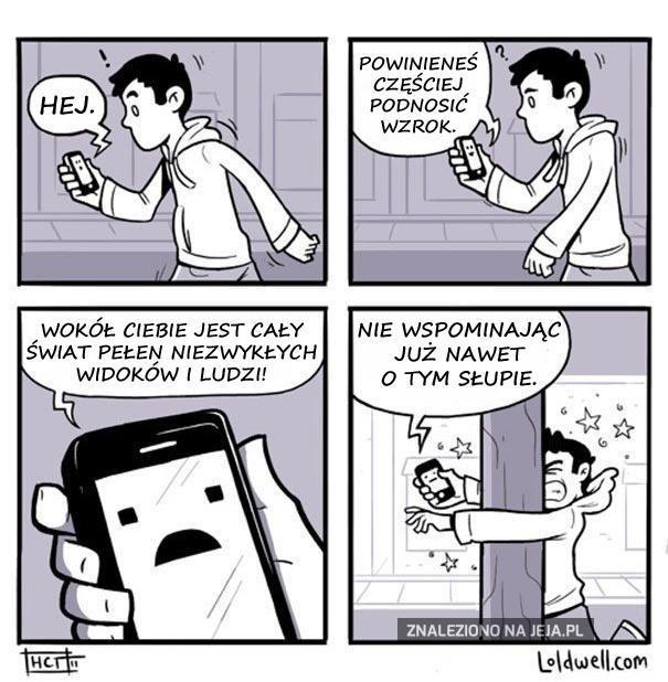 Gdyby mój telefon potrafił mówić
