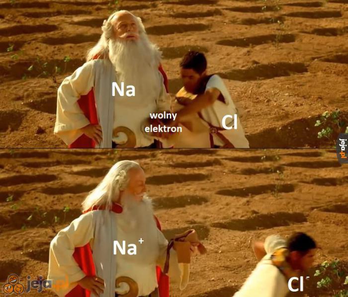 Chemia jest fajna