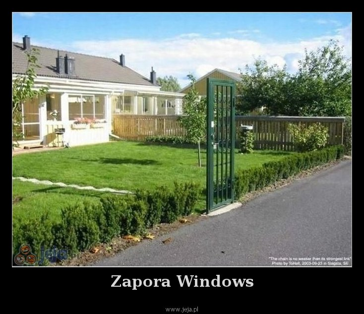 Zapora Windows