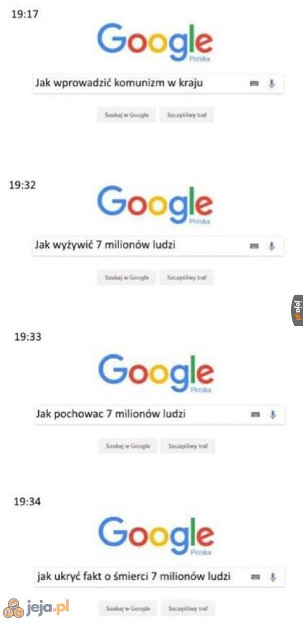 Wujek Google zawsze pomoże