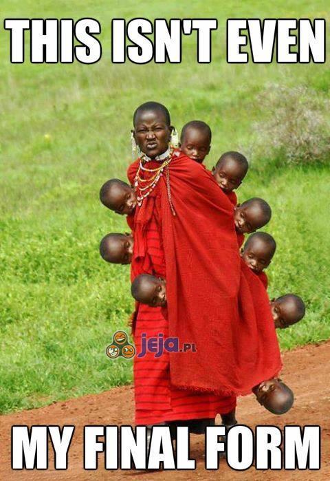 Witajcie w Afryce