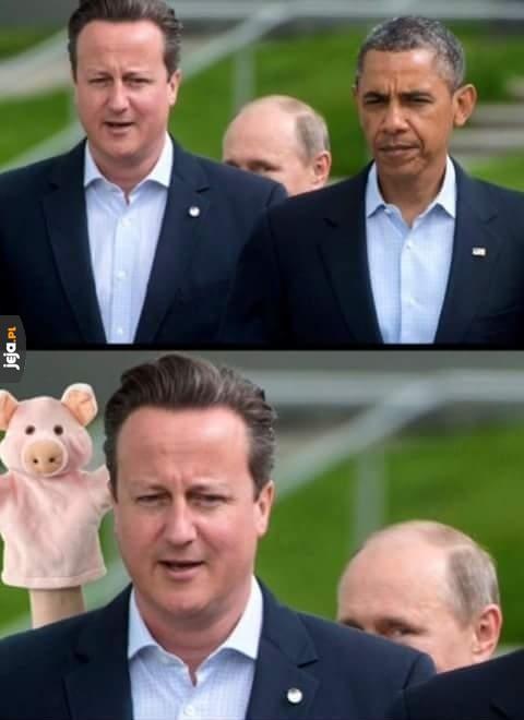 Śmieszek Putin