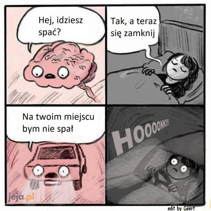 Spanie w podróży